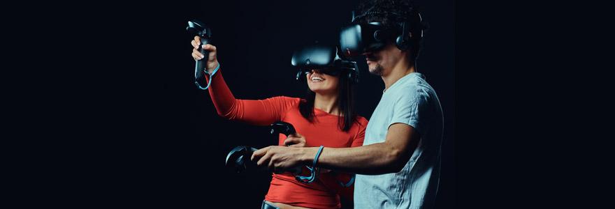 Paris grâce à la réalité virtuelle