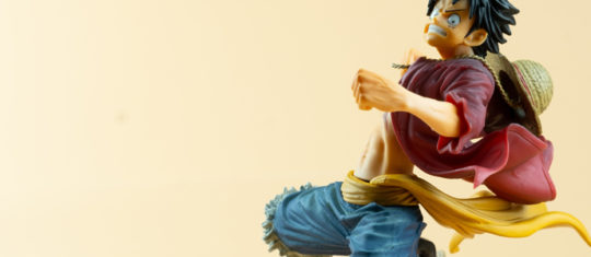 figurines manga